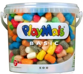 PlayMais BASIC, Bøtte 500 product image