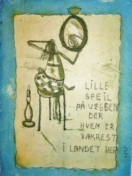 """""""Lille speil"""" product image"""