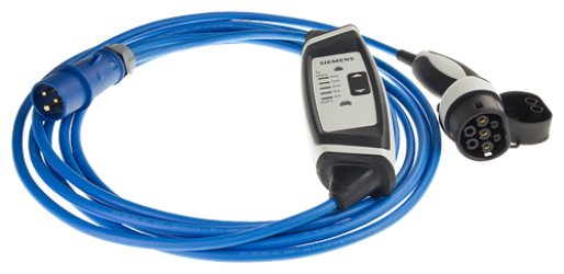 Mennekes/ SIEMENS 16A MODE 2 TYPE-2 LADEKABEL product image