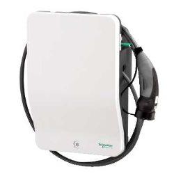 SCHNEIDER ELECTRIC EVLINK WALLBOX  T 1 product image
