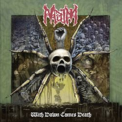 "Maim - ""With Dawn Comes Death"", 7"" product image"