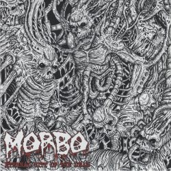 "Morbo - ""Eternal City of the Dead"", 7"" product image"