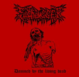 """Damned by the Living Dead"" - Filthdigger product image"
