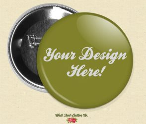 Button med eget design product image