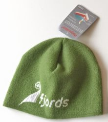FJORDS Wooly-Hat Green product image
