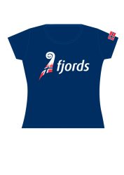 FJORDS T-Shirt - Lady - Medium]