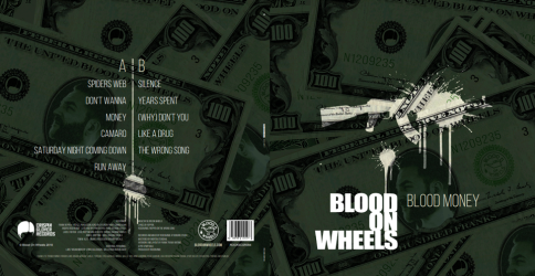 "BLOOD MONEY 12"" inkl. CD]"