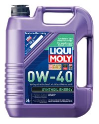 Synthoil Energy 0W-40 5l product image