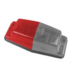 POSTLAMP FOR TRUCK RED/WHITE product image