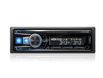 Alpine UTE-93DAB+ Media Receiver BT, USB product image